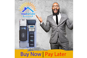Vesselnet-Solar-buy-now-pay-later for solar energy company in Nigeria